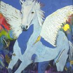 """Pegasus Flies"""