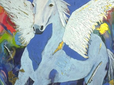 """Pegasus Flies"""